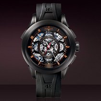 Perrelet Skeleton Chrono A1045/3 2020 new