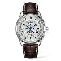 Longines Master Collection Automatic Multi-Function Mens Watch...