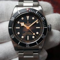 Tudor Black Bay Steel 41mm Black No numerals United States of America, Florida, Debary