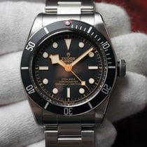 Tudor 79230N Steel 2019 Black Bay 41mm new