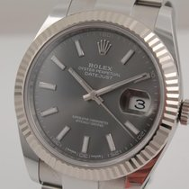 Rolex Datejust II Rhodium