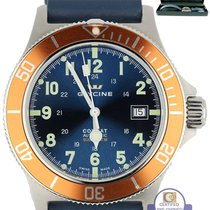 Glycine Combat Sub 20 ATM Automatic 42mm 3908.18AT.OD8 Blue Dial