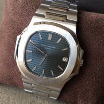 Patek Philippe Nautilus 3700 with STEEL INDEX