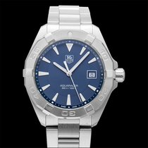 TAG Heuer Steel 40.5mm Quartz WAY1112.BA0928 new United States of America, California, San Mateo
