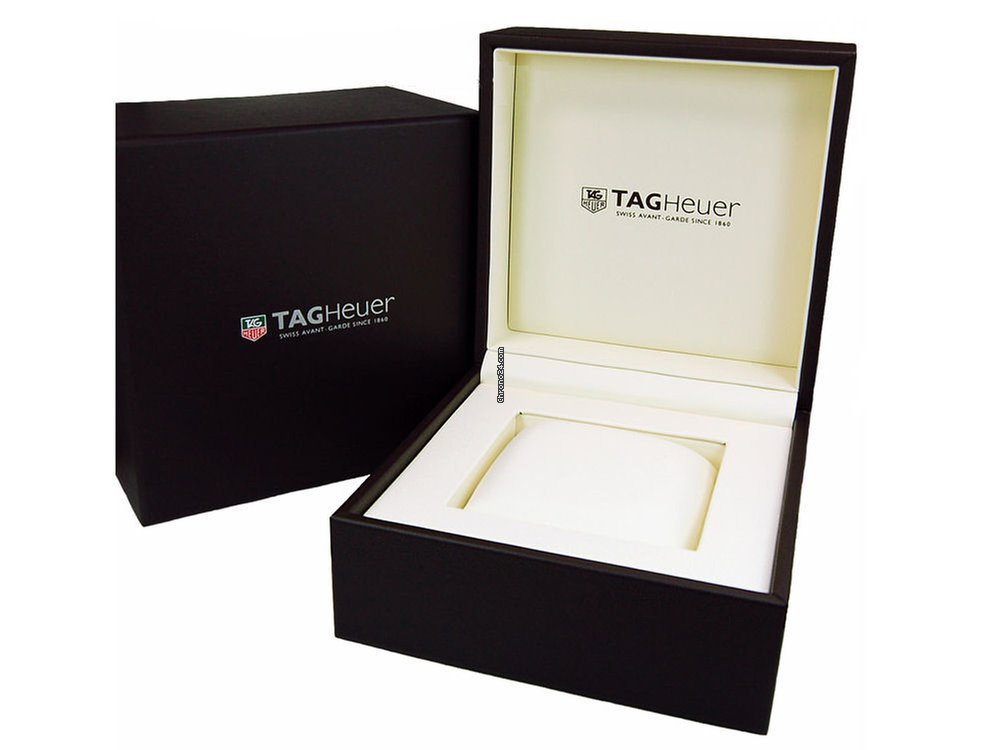 Jewelry & Watches Genuine Tag Heuer Watch Box Watches, Parts & Accessories