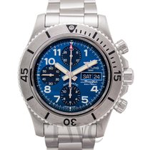 Breitling Superocean Chronograph Steelfish new Watch with original box and original papers A13341C3/C893