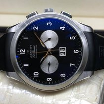 Zenith Steel 44mm Automatic zenith 03.0520.4010 pre-owned Singapore, Singapore