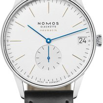 NOMOS Orion Neomatik new Automatic Watch with original box