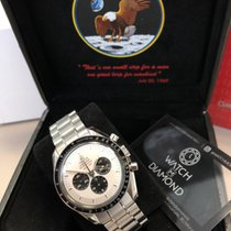 Omega Speedmaster Apollo XI Panda 35th Anniversary WMD
