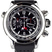 Jaeger-LeCoultre Master Compressor World Chronograph Box And...