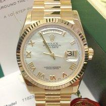 Rolex Day-Date 36 118238 2008 rabljen