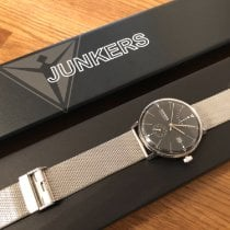 Junkers Steel 40mm Automatic 6060-2 pre-owned