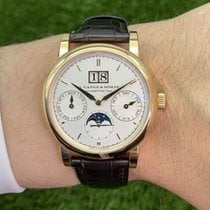 A. Lange & Söhne Rose gold 38.5mm Automatic 330.032 pre-owned