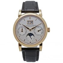 A. Lange & Söhne 330.032 Rose gold 2015 Saxonia 38.5mm pre-owned