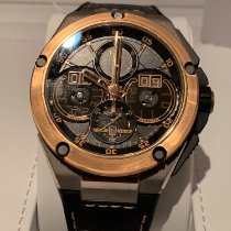 IWC Ingenieur Perpetual Calendar Digital Date-Month Rose gold