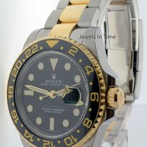 Rolex 116713 Gold/Steel 2007 GMT-Master II 40mm pre-owned United States of America, Florida, 33431