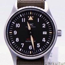 IWC Steel 39,00mm Automatic IW326801 new