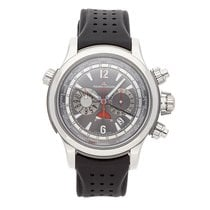 Jaeger-LeCoultre Master Compressor Extreme World Chronograph Platinum 46.2mm Grey Arabic numerals United States of America, Pennsylvania, Bala Cynwyd