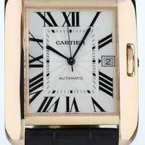 Cartier Tank Anglaise Rose gold 47mm White United States of America, Illinois, BUFFALO GROVE