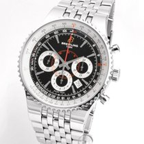 Breitling Montbrillant new 2019 Automatic Chronograph Watch with original box and original papers A2335121/BA93/445A