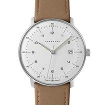 Junghans max bill Quartz new 2019 Quartz Watch with original box and original papers 041/4562.04