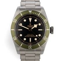 Tudor Black Bay Steel 43mm