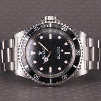 Rolex Submariner (No Date) 5513 Bardzo dobry Stal 40mm Automatyczny