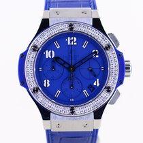 Hublot Big Bang Tutti Frutti Steel 41mm Blue No numerals