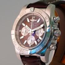 Breitling Chronomat 44 Stahl 44mm Braun Keine Ziffern Deutschland, Sulzbach-Rosenberg
