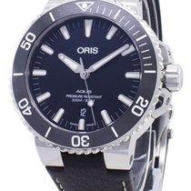 Oris Steel 44mm Automatic 01-733-7730-4154-07-5-24-10EB new