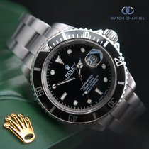 Rolex Submariner Date 16610 Fair Steel 40mm Automatic South Africa, Johannesburg