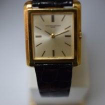 Vacheron Constantin 8123 Πολύ καλό Κίτρινο χρυσό 22mm Χειροκίνητη εκκαθάριση