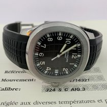 Patek Philippe Aquanaut Steel 40mm Grey Arabic numerals