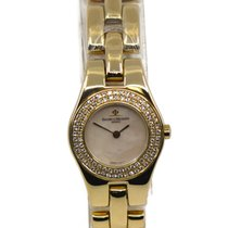 Baume & Mercier Linea Yellow gold 22.5mm Mother of pearl United States of America, New York, New York