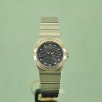 Omega Constellation Quartz 27mm Quartz nieuw Horloge met originele doos en originele papieren