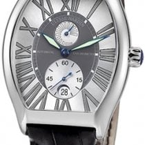 Ulysse Nardin Michelangelo Steel 38mm Silver Roman numerals United States of America, New York, Greenvale