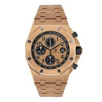 Audemars Piguet Royal Oak Offshore Chronograph nieuw Automatisch Chronograaf Horloge met originele doos en originele papieren 26470OR.OO.1000OR.01