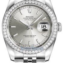 Rolex Datejust novo Automático Relógio com caixa e documentos originais
