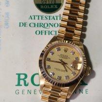 Rolex Lady-Datejust Yellow gold