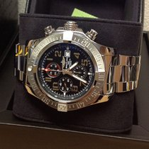Breitling Super Avenger II A13371 - Box & Papers 2017