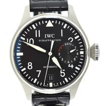 IWC Big Pilot 7 Day Power Reserve