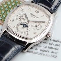 Patek Philippe Perpetual Calendar Or blanc 37mm Arabes