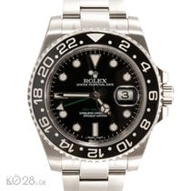 Rolex GMT Master II 116710LN Unworn Steel Papers
