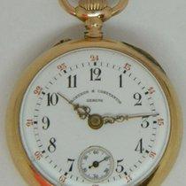 Vacheron Constantin - pocket watch - ca 1905