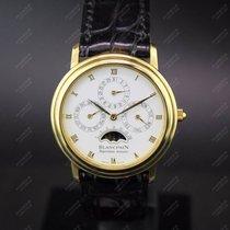 Blancpain Villeret  Minute Repeater Perpetual Calendar  Oro 18k