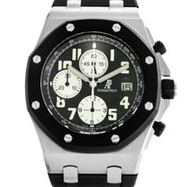 Audemars Piguet 25940SK.OO.D002CA.01 Steel Royal Oak Offshore Chronograph 42mm pre-owned United States of America, New York, Greenvale