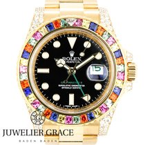 Rolex 40mm Automatic 2017 pre-owned GMT-Master II