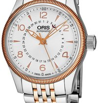 Oris Big Crown Pointer Date new Automatic Watch with original box 75476794361MB