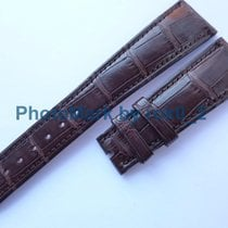 Patek Philippe Alligator CHOCOLATE BROWN Strap Band 21mm X 16mm