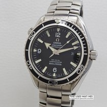 Omega Seamaster Planet Ocean Co-Axial 45mm -Stahl/ Stahl 2200.50